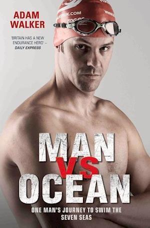 Bog, paperback Man Vs Ocean