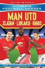 Manchester United Ultimate Football Heroes Pack (Ultimate Football Heroes)