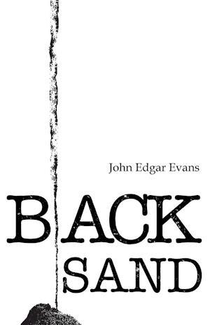Bog, paperback Black Sand af John Evans
