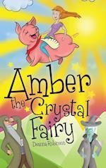 Amber the Crystal Fairy af Deanna Robinson