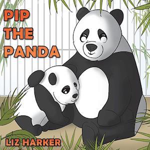 Bog, paperback Pip the Panda af Liz Harker
