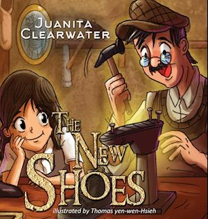 Bog, paperback The New Shoes af Juanita Clearwater