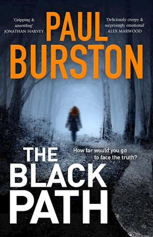 Black Path af Paul Burston