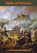 Battle Of Waterloo [Illustrated Edition]
