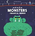 An A to Z of Monsters and Magical Beings (Magma for Laurence King)