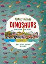 Terrific Timelines Dinosaurs