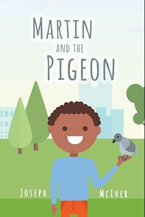 Bog, paperback Martin and the Pigeon