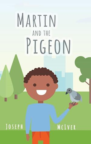 Bog, hardback Martin and the Pigeon
