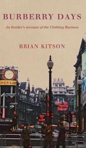 Bog, hardback Burberry Days af Brian Kitson