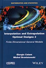Interpolation and Extrapolation Optimal Designs