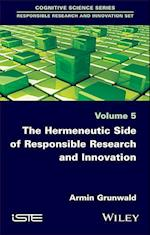 The Hermeneutic Side of Responsible Research and Innovation af Armin Grunwald