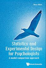 Statistics And Experimental Design For Psychologists: A Model Comparison Approach