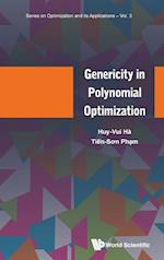 Genericity in Polynomial Optimization af Ha Huy Vui
