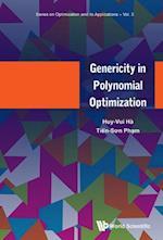 Genericity In Polynomial Optimization af Tien Son Pham, Ha Huy Vui