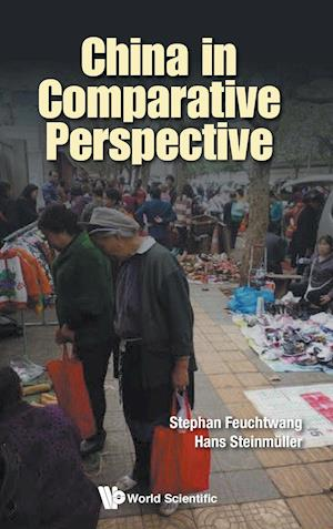 Bog, hardback China in Comparative Perspective af Stephan Feuchtwang
