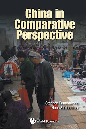 Bog, paperback China in Comparative Perspective af Stephan Feuchtwang