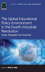 The Global Educational Policy Environment in the Fourth Industrial Revolution (Public Policy and Governance, nr. 25)