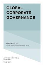 Global Corporate Governance (Advances in Financial Economics)