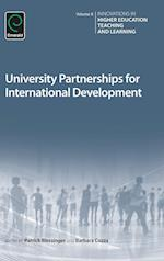 University Partnerships for International Development (Innovations in Higher Education Teaching and Learning)