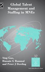 Global Talent Management and Staffing in Mnes (International Business Management, nr. 32)