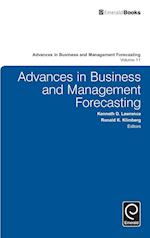 Advances in Business and Management Forecasting af Kenneth D. Lawrence