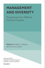 Diversity and Management (International Perspectives on Equality Diversity and Inclusion)