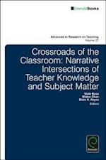 Intersections of Teacher Knowledge and Subject Matter Knowledge (ADVANCES IN RESEARCH ON TEACHING, nr. 28)