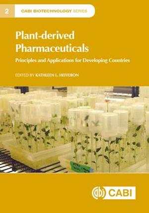 Plant-derived Pharmaceuticals