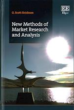 New Methods of Market Research and Analysis