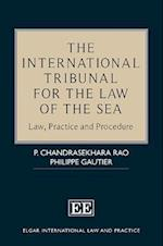 The International Tribunal for the Law of the Sea (Elgar International Law and Practice Series)