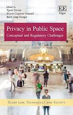 Privacy in Public Space (Elgar Law Technology and Society Series)