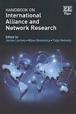 Handbook on International Alliance and Network Research (Research Handbooks in Business and Management Series)
