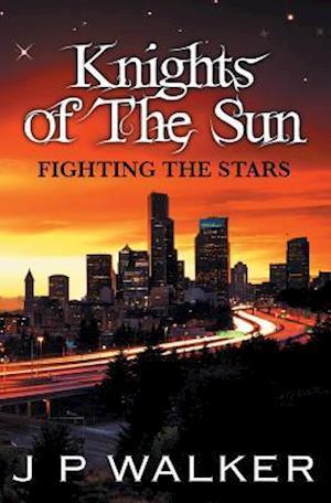 Bog, hæftet Fighting The Stars af J P Walker