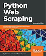 Python Web Scraping, Second Edition