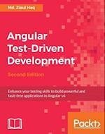 Angular Test-Driven Development - Second Edition