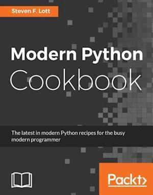 Modern Python Cookbook af Steven F. Lott