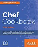 Chef Cookbook, Third Edition