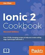 Ionic 2 Cookbook af Hoc Phan