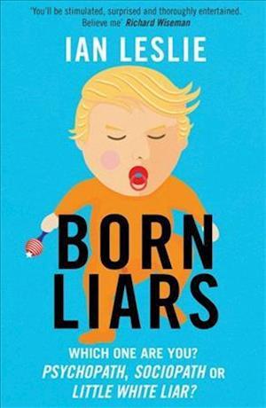 Bog, paperback Born Liars af Ian Leslie