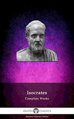 Delphi Complete Works of Isocrates (Illustrated)