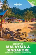 Lonely Planet Discover Malaysia and Singapore (Lonely Planet Discover Malaysia and Singapore)