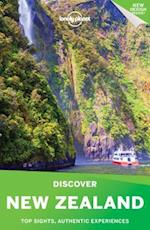 Lonely Planet Discover New Zealand (Lonely Planet Discover New Zealand)