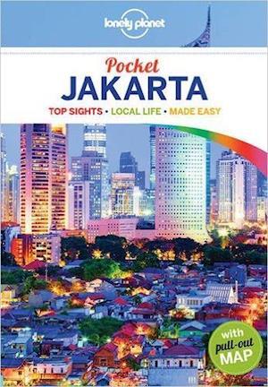 Bog, paperback Lonely Planet Pocket Jakarta af Lonely Planet Publications