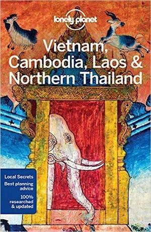 Bog, hæftet Vietnam, Cambodia, Laos & Northern Thailand, Lonely Planet (5th ed. Aug. 17) af Lonely Planet
