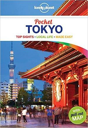 Bog, paperback Lonely Planet Pocket Tokyo af Lonely Planet Publications