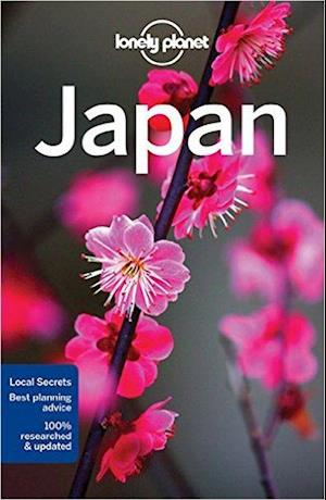Bog, paperback Lonely Planet Japan af Lonely Planet