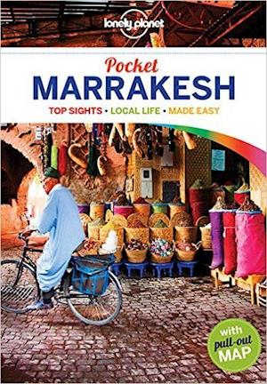 Bog, paperback Lonely Planet Pocket Marrakesh af Lonely Planet Publications