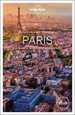 Best of Paris 2018, Lonely Planet (2nd ed. Sept. 17) (Lonely Planet Best of ..)