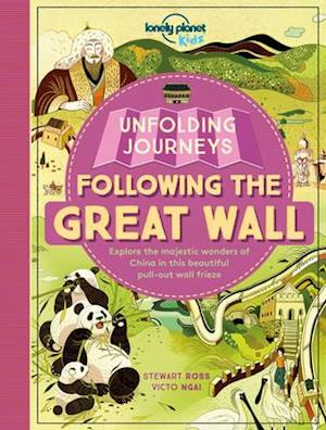 Bog, paperback Unfolding Journeys - Following the Great Wall af Lonely Planet