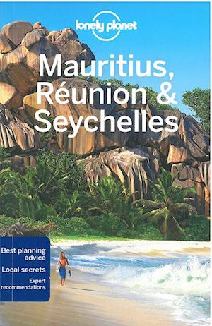 Bog, paperback Lonely Planet Mauritius, Reunion & Seychelles af Lonely Planet